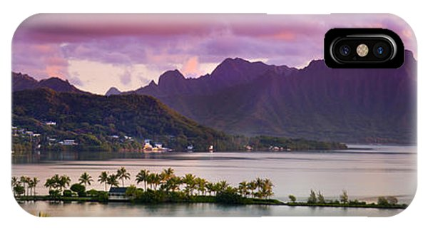 Oahu iPhone Case - Kahaluu Glow by Sean Davey