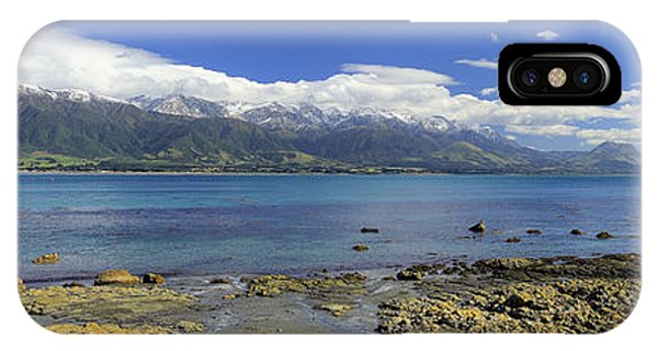 Kaikoura Panorama IPhone Case