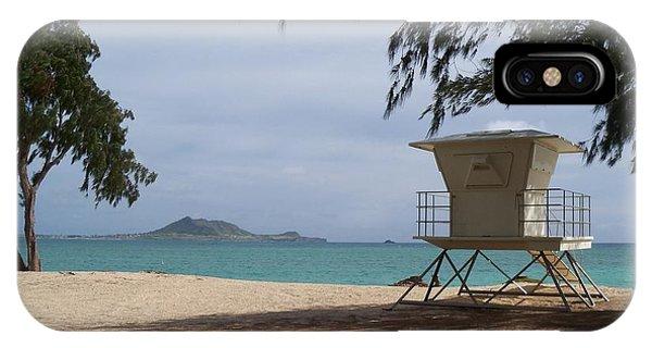 Kailua Beach IPhone Case