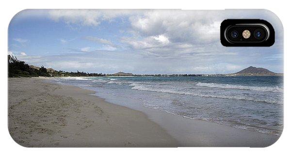 Kailua Beach, Oahu IPhone Case