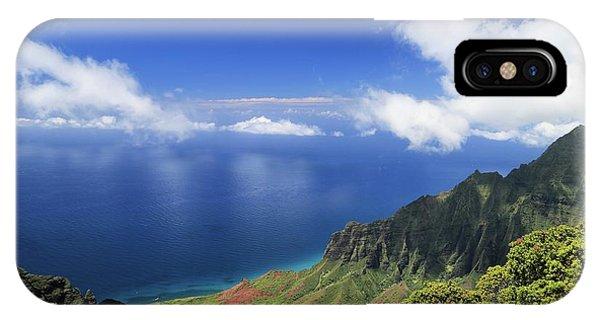 Kalalau Valley IPhone Case