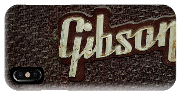 Kalamazoo Gibson IPhone Case