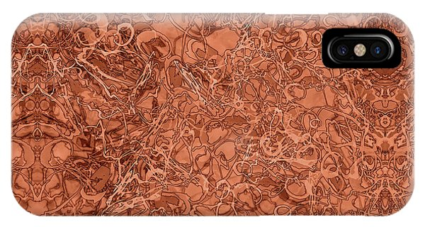 Kaleid Abstract Nest IPhone Case