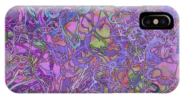 Kaleid Abstract Trip IPhone Case