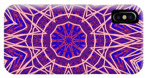 Kaleidoscope 147 IPhone Case