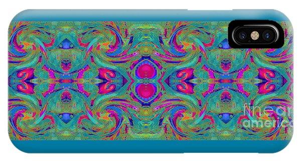 Kaleidoscope Heart IPhone Case