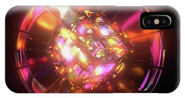 iPhone Case - Kaleidoscope by Jules Gompertz