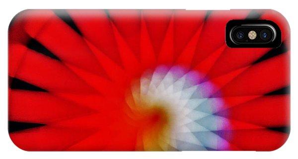 Kaleidoscope6 IPhone Case