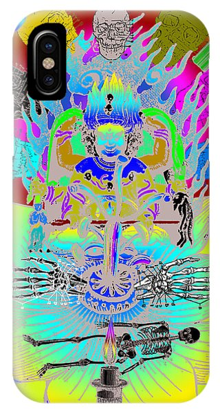 Kali Yuga IPhone Case