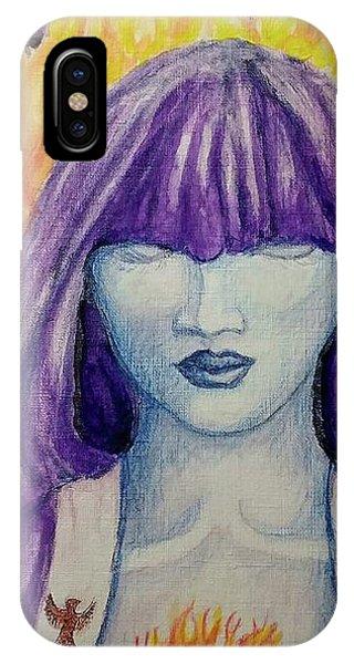 Kali's Daughter IPhone Case