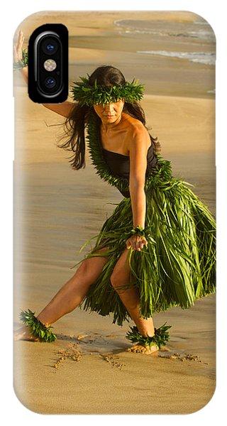 Kamalani At Palauea IPhone Case