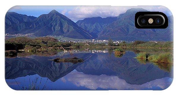 Kanaha Pond Maui IPhone Case