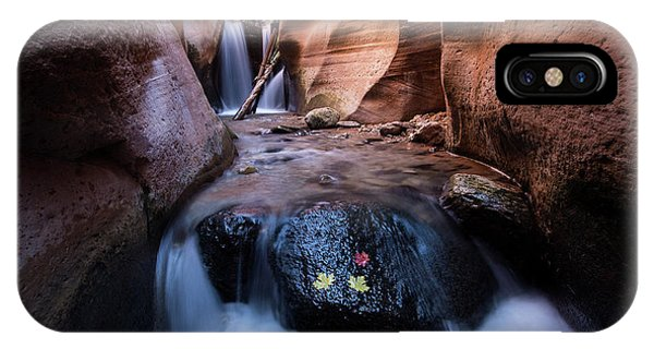 Kanarra Creek IPhone Case