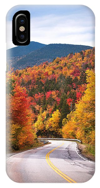 Kancamagus Highway IPhone Case