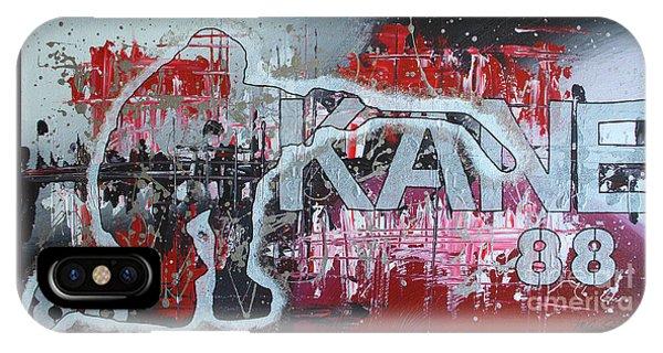 Kaner 88 IPhone Case
