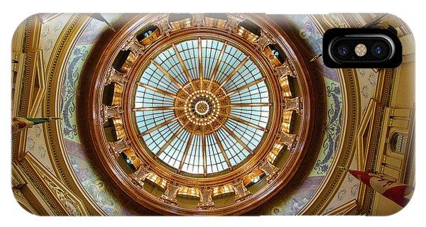 Kansas Dome IPhone Case