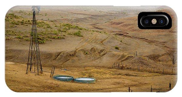 Kansas Watering Hole IPhone Case