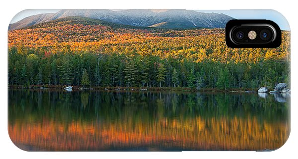 Katahdin Glow IPhone Case