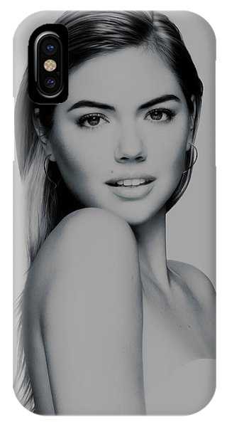 Guess iPhone Case - Kate Upton 17 by Brian Reaves