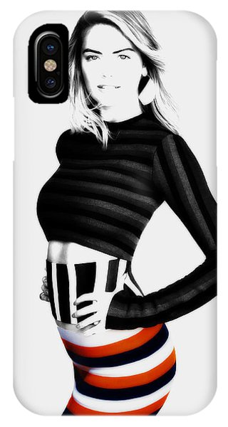 Guess iPhone Case - Kate Upton by Brian Reaves