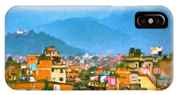 Kathmandu, Nepal IPhone Case