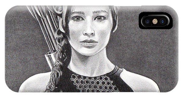 Katniss IPhone Case