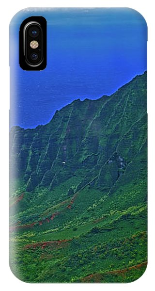 Kauai  Napali Coast State Wilderness Park IPhone Case