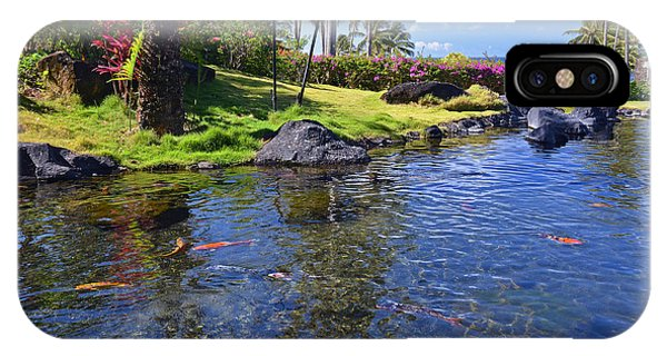 Kauai Serenity IPhone Case