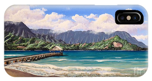 Kauai Surf Paradise IPhone Case