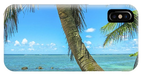 Kauai Tropical Beach IPhone Case