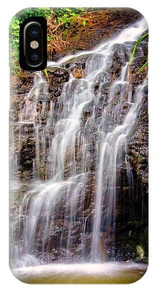 Kauai Water Cascade IPhone Case