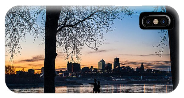 Kaw Point Park IPhone Case