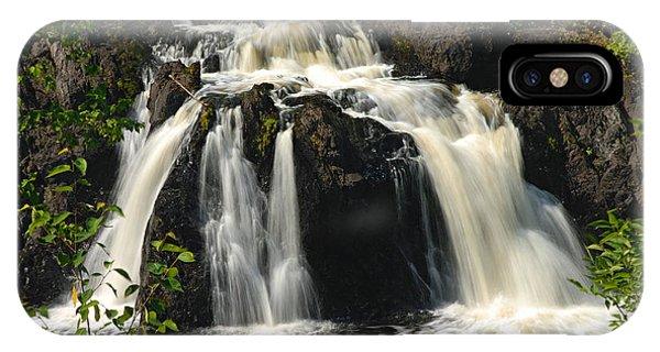 Kawishiwi Falls IPhone Case