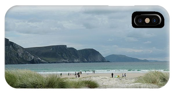 Keel Beach Achill  IPhone Case