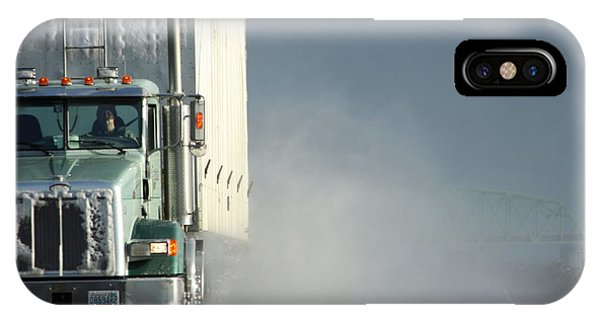 Keep On Truckin'... IPhone Case