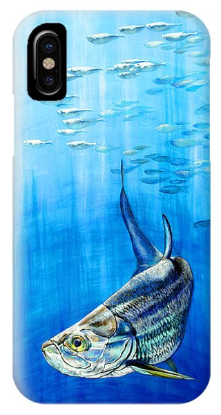 Tarpon Below IPhone Case