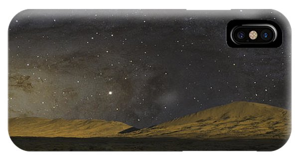 Kelso Dunes One IPhone Case