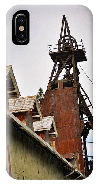 Kennedy Mine Headframe IPhone Case