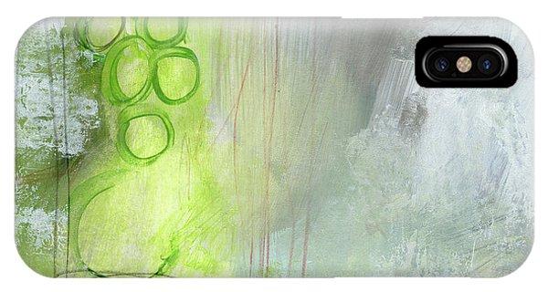 Zen iPhone Case - Kensho- Abstract Art By Linda Woods by Linda Woods