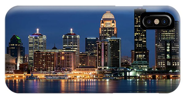 IPhone Case featuring the photograph Kentucky Blue by Andrea Silies