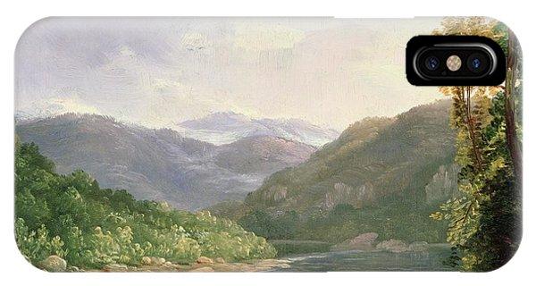 Kentucky River IPhone Case