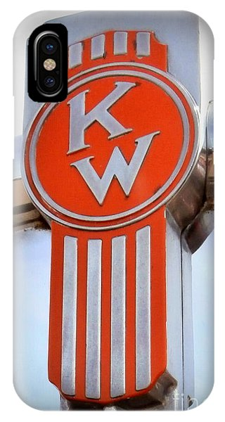 Kenworth Insignia IPhone Case