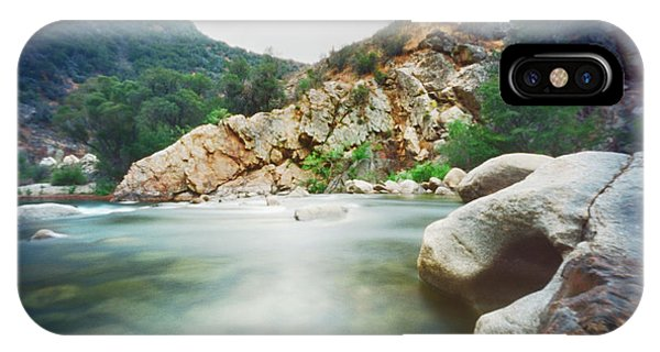 Kern River Pinhole IPhone Case