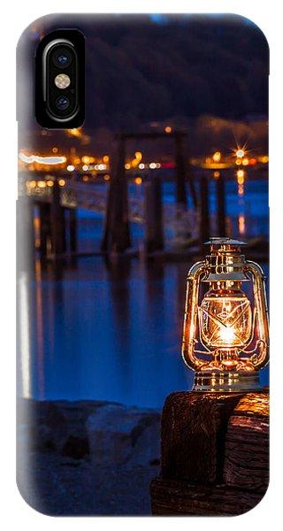 Kerosene Lantern IPhone Case