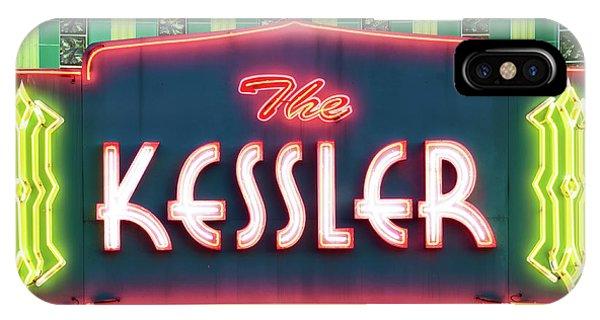 Kessler Theater 042817 IPhone Case