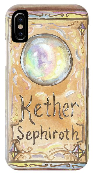 Kether IPhone Case
