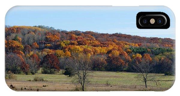 Kettle Morraine In Autumn IPhone Case