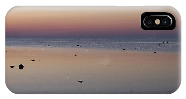 Kettle Point Sunset IPhone Case