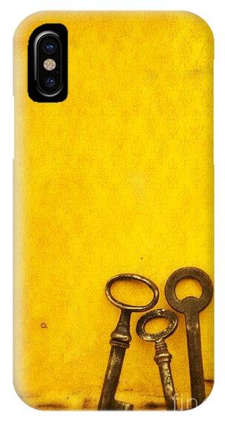 Key Family IPhone Case