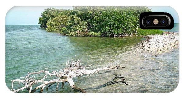 Key Largo Out Island IPhone Case